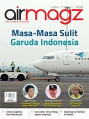 Cover Majalah AIRMAGZ ED 35 Januari 2018