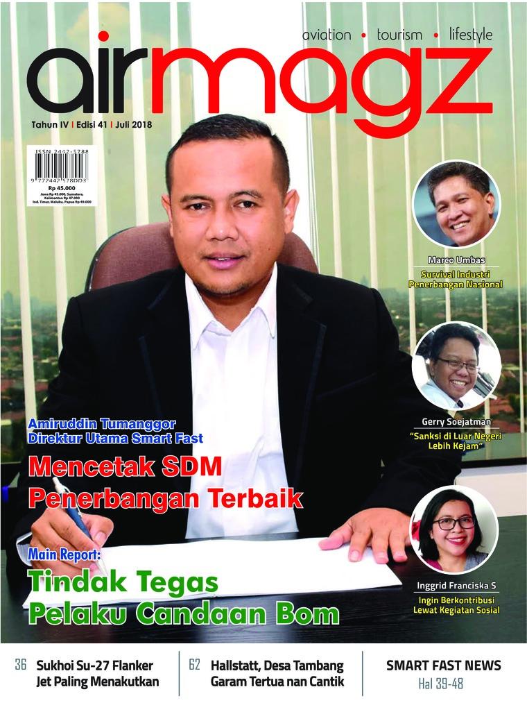Majalah Digital AIRMAGZ ED 41 Juli 2018