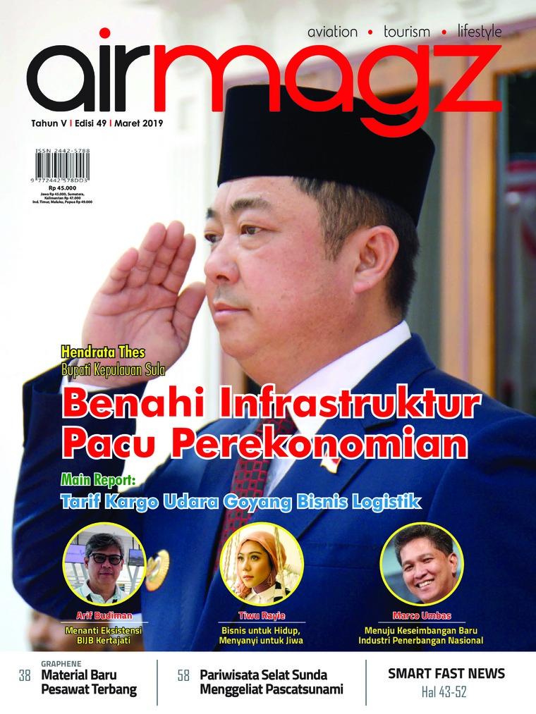 Majalah Digital AIRMAGZ ED 49 Maret 2019
