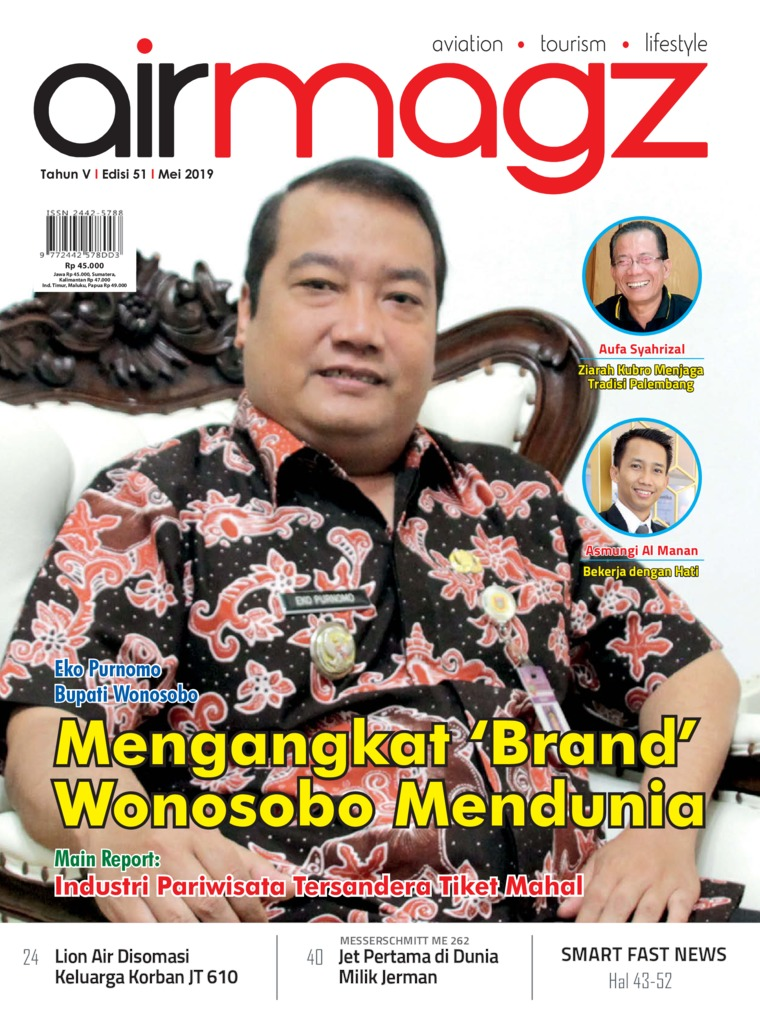 AIRMAGZ Digital Magazine ED 51 May 2019