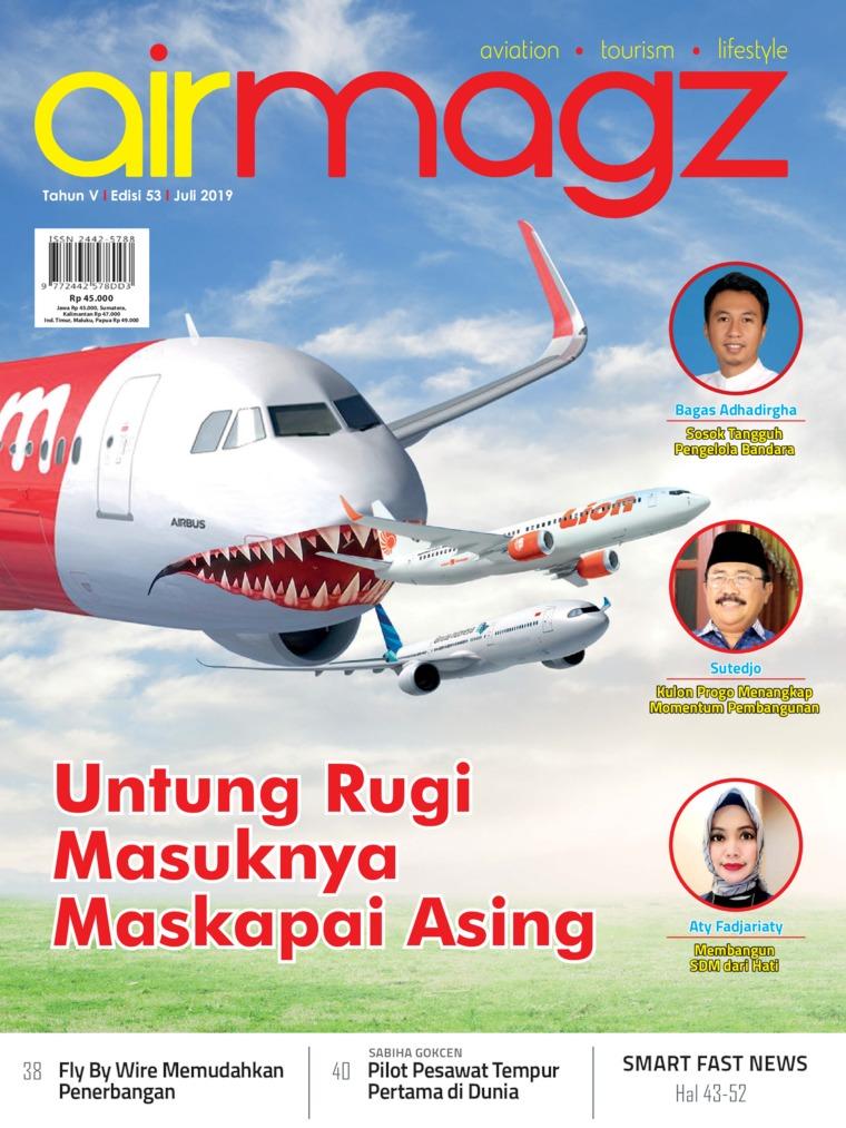 Majalah Digital AIRMAGZ ED 53 Juli 2019