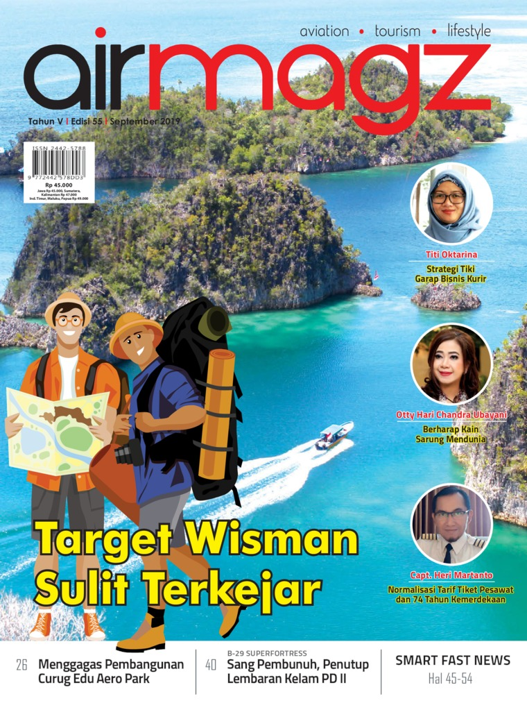 AIRMAGZ Digital Magazine ED 55 September 2019