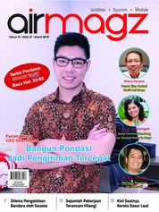 AIRMAGZ Magazine Cover ED 37 March 2018