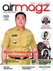 Cover Majalah AIRMAGZ ED 39 Mei 2018