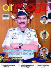 Cover Majalah AIRMAGZ ED 40 Juni 2018