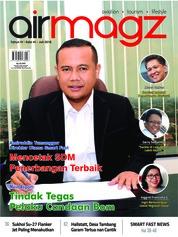 Cover Majalah AIRMAGZ ED 41 Juli 2018