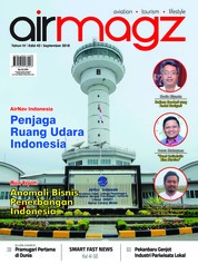 Cover Majalah AIRMAGZ ED 43 September 2018