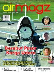 Cover Majalah AIRMAGZ ED 44 Oktober 2018