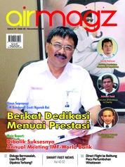 Cover Majalah AIRMAGZ