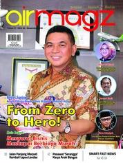 Cover Majalah AIRMAGZ ED 46 Desember 2018