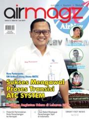 Cover Majalah AIRMAGZ ED 52 Juni 2019