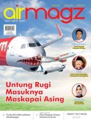 Cover Majalah AIRMAGZ ED 53 Juli 2019