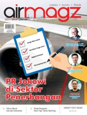 Cover Majalah AIRMAGZ ED 54 Agustus 2019