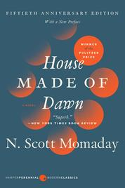 House Made of Dawn by N. Scott Momaday Cover