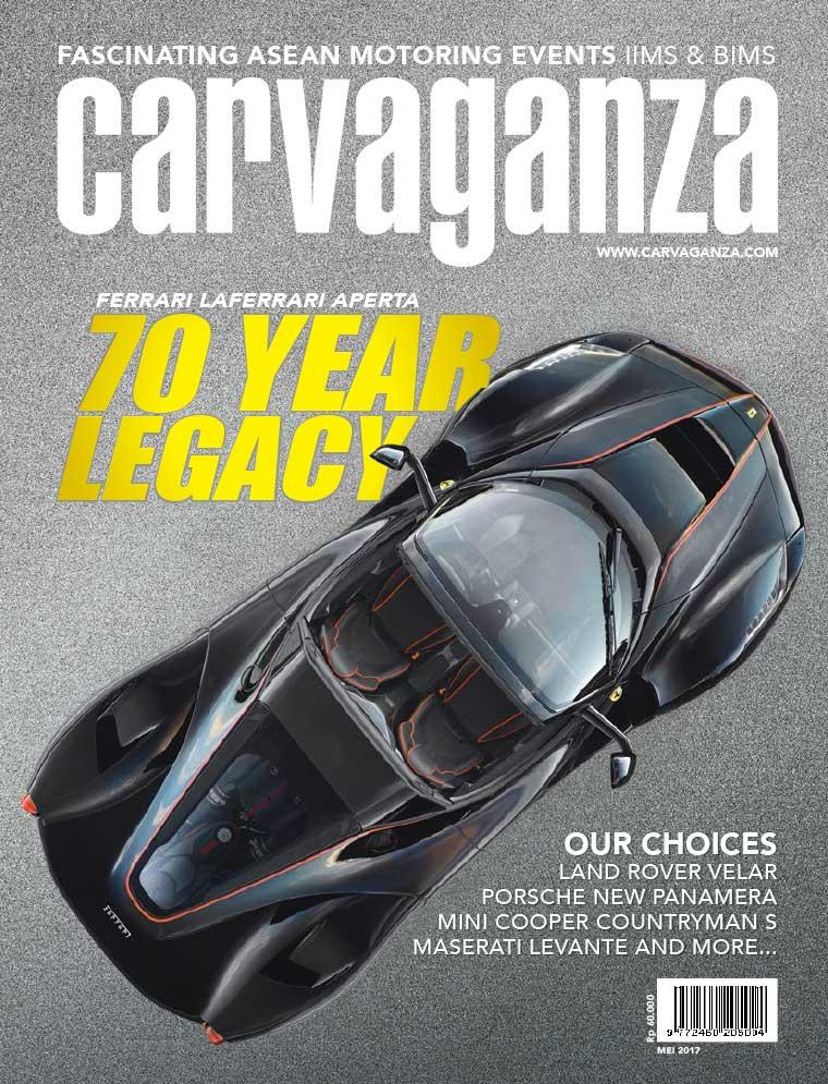 Carvaganza Digital Magazine May 2017