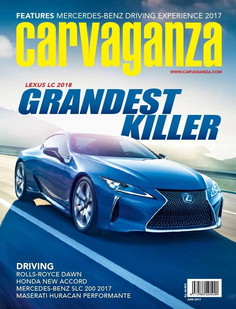 Carvaganza Digital Magazine June 2017