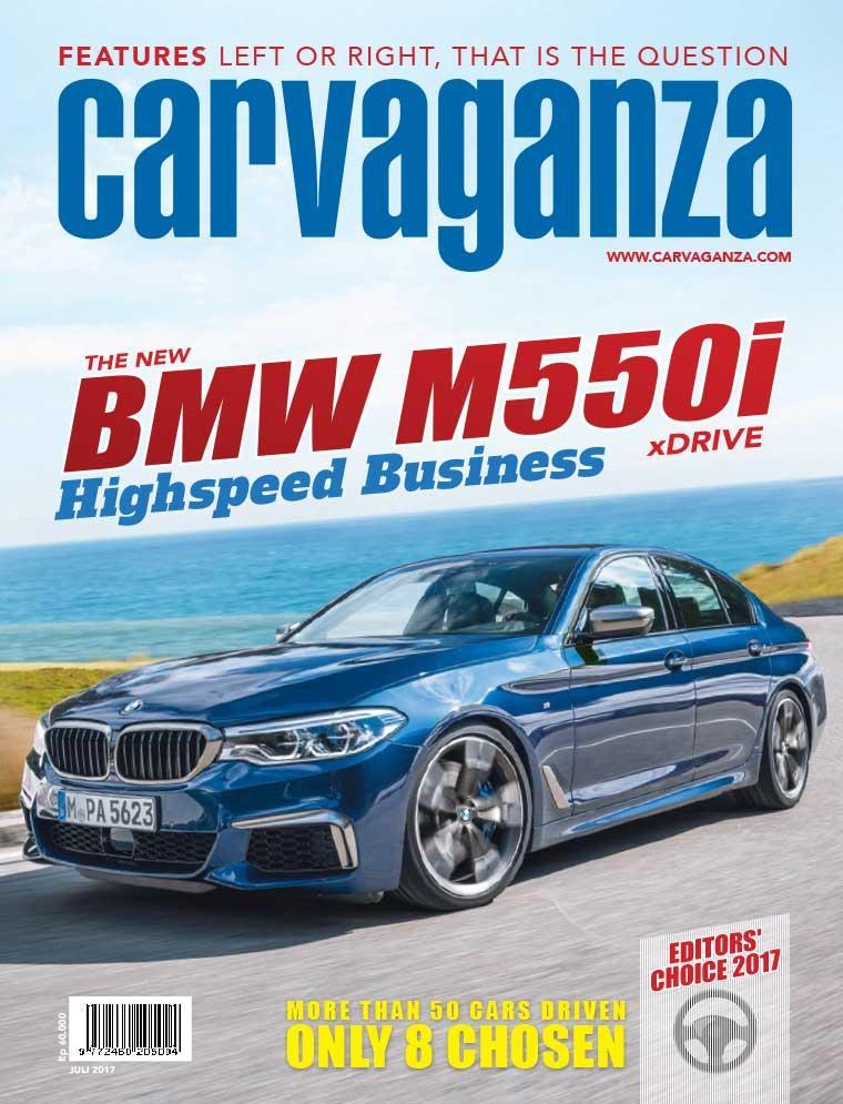 Carvaganza Digital Magazine July 2017