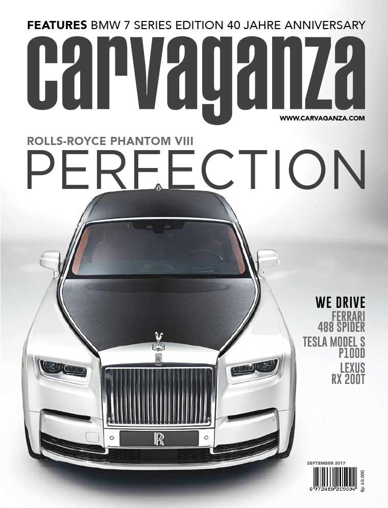 Carvaganza Digital Magazine September 2017