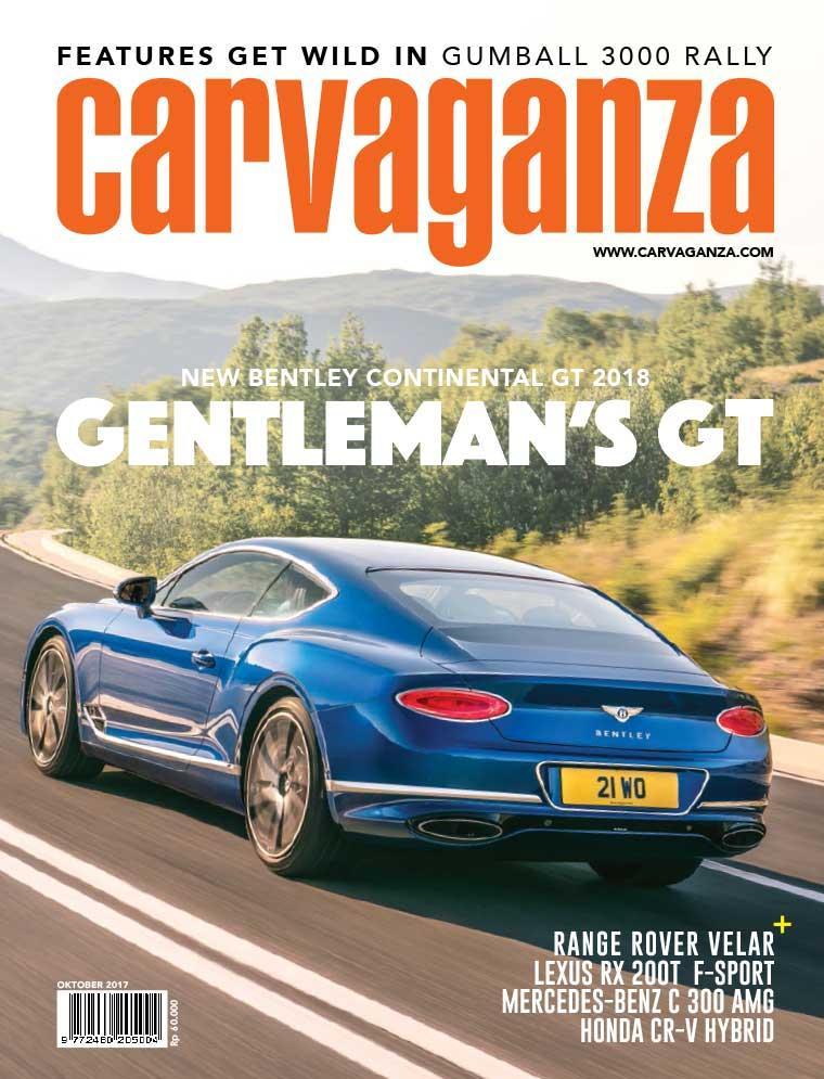 Majalah Digital carvaganza Oktober 2017