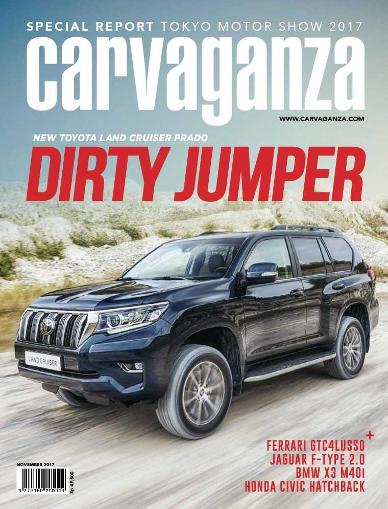 Carvaganza Digital Magazine November 2017