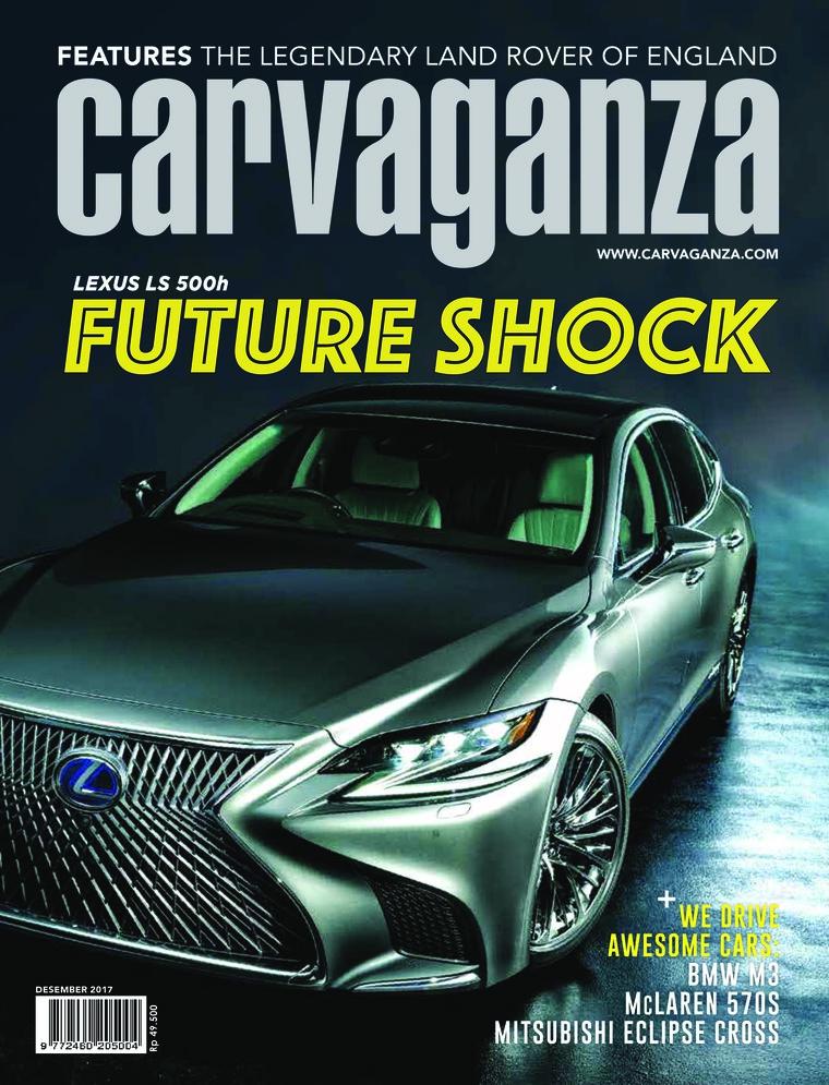 Carvaganza Digital Magazine December 2017