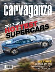 Carvaganza Magazine Cover January 2017
