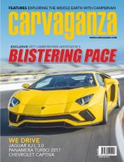 Carvaganza Magazine Cover February 2017