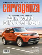 Cover Majalah carvaganza April 2017