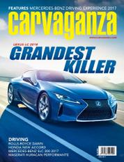 Carvaganza Magazine Cover June 2017