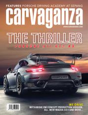 Carvaganza Magazine Cover August 2017