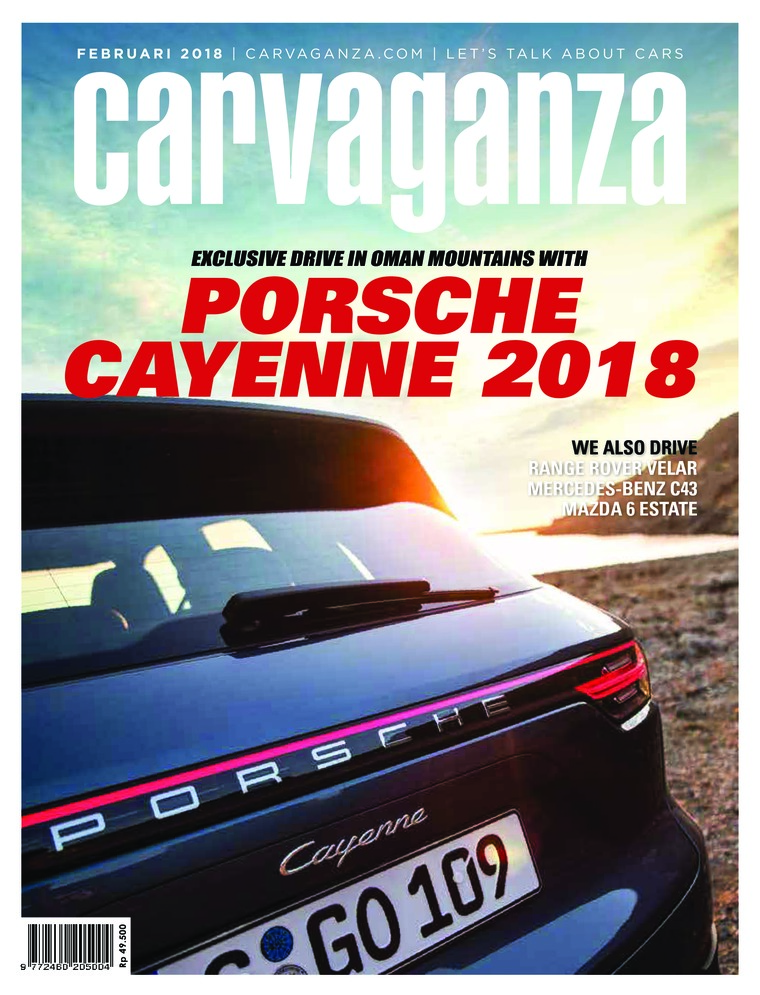 Carvaganza Digital Magazine February 2018
