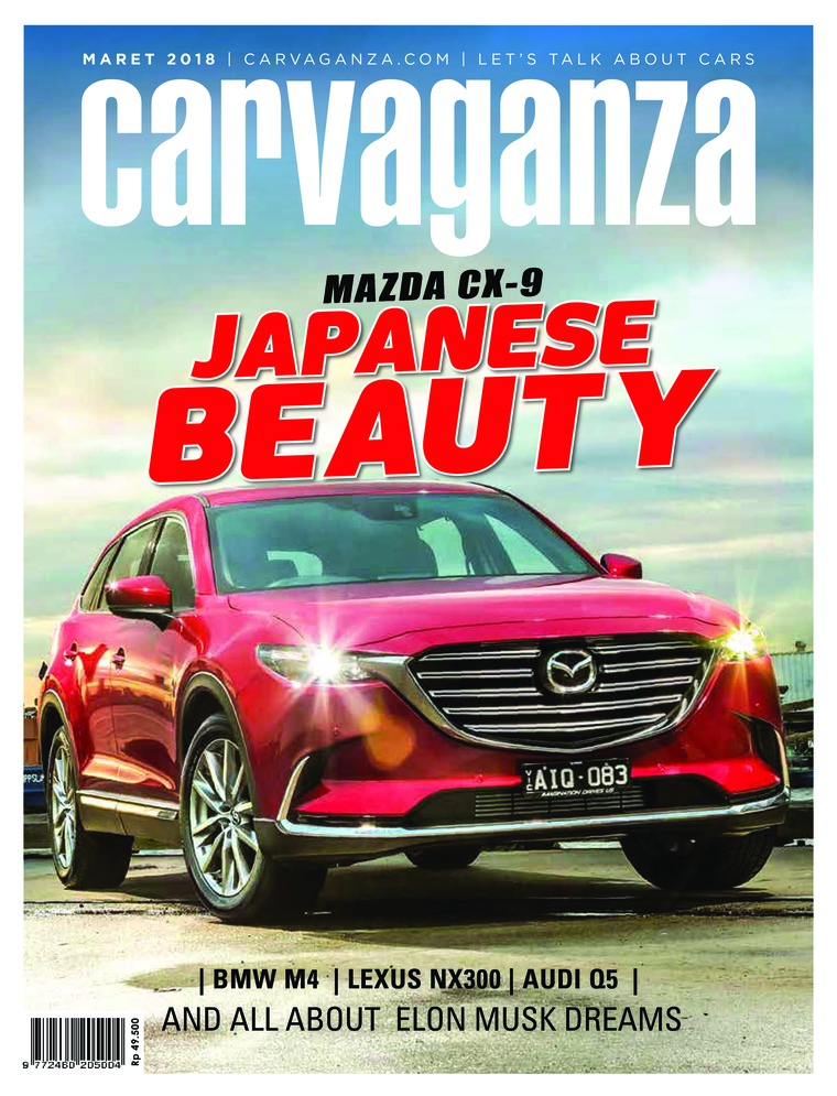 Carvaganza Digital Magazine March 2018