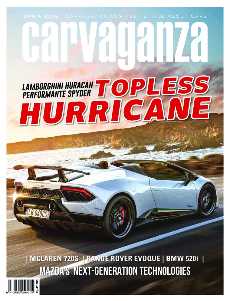 Carvaganza Digital Magazine April 2018