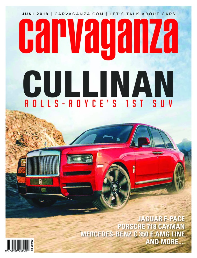 Carvaganza Digital Magazine June 2018