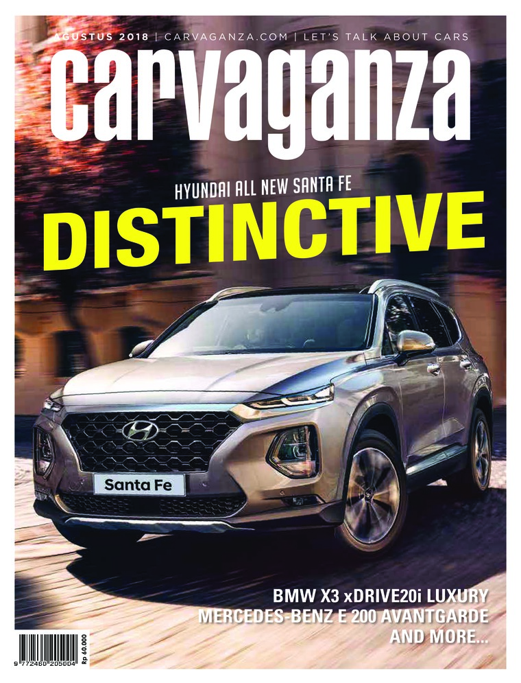 Carvaganza Digital Magazine August 2018