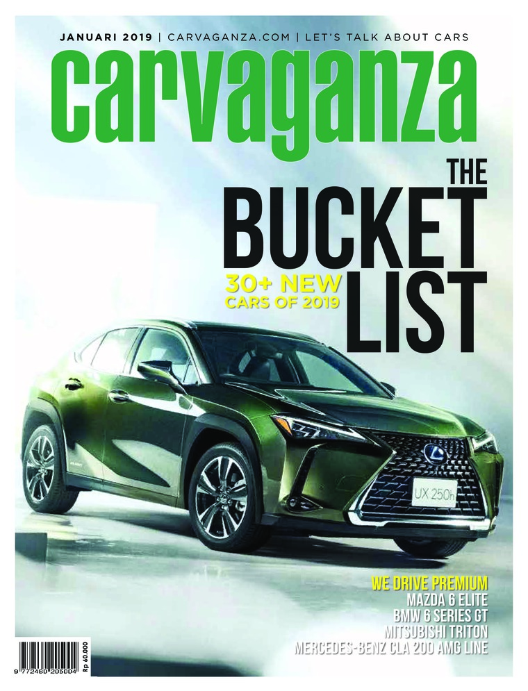 Carvaganza Digital Magazine January 2019