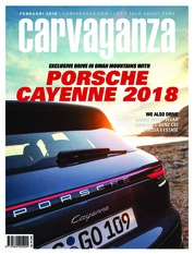 Carvaganza Magazine Cover February 2018