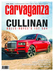 Carvaganza Magazine Cover June 2018
