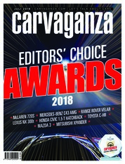 Carvaganza Magazine Cover July 2018