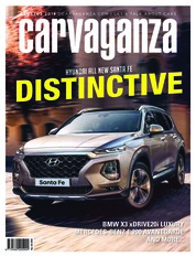 Carvaganza Magazine Cover August 2018