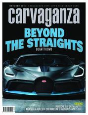 Carvaganza Magazine Cover October 2018