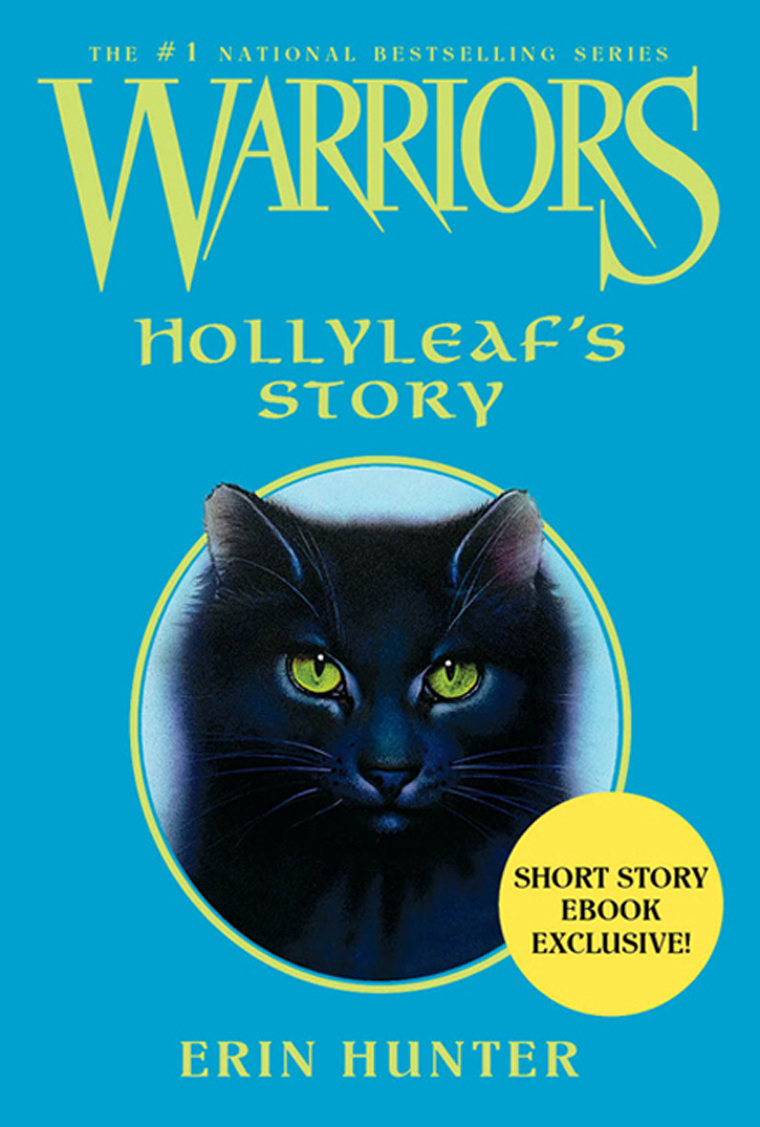 Buku Digital Warriors: Hollyleaf's Story oleh Erin Hunter