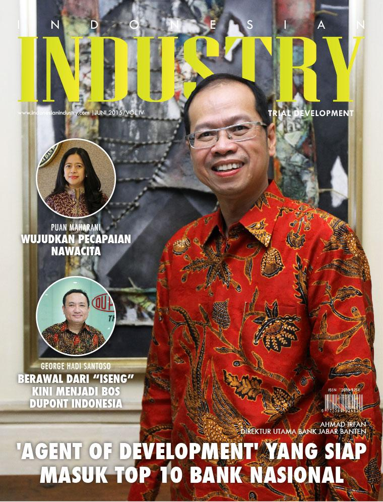 Majalah Digital INDONESIAN INDUSTRY Juni 2015