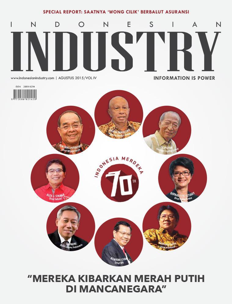 Majalah Digital INDONESIAN INDUSTRY Agustus 2015