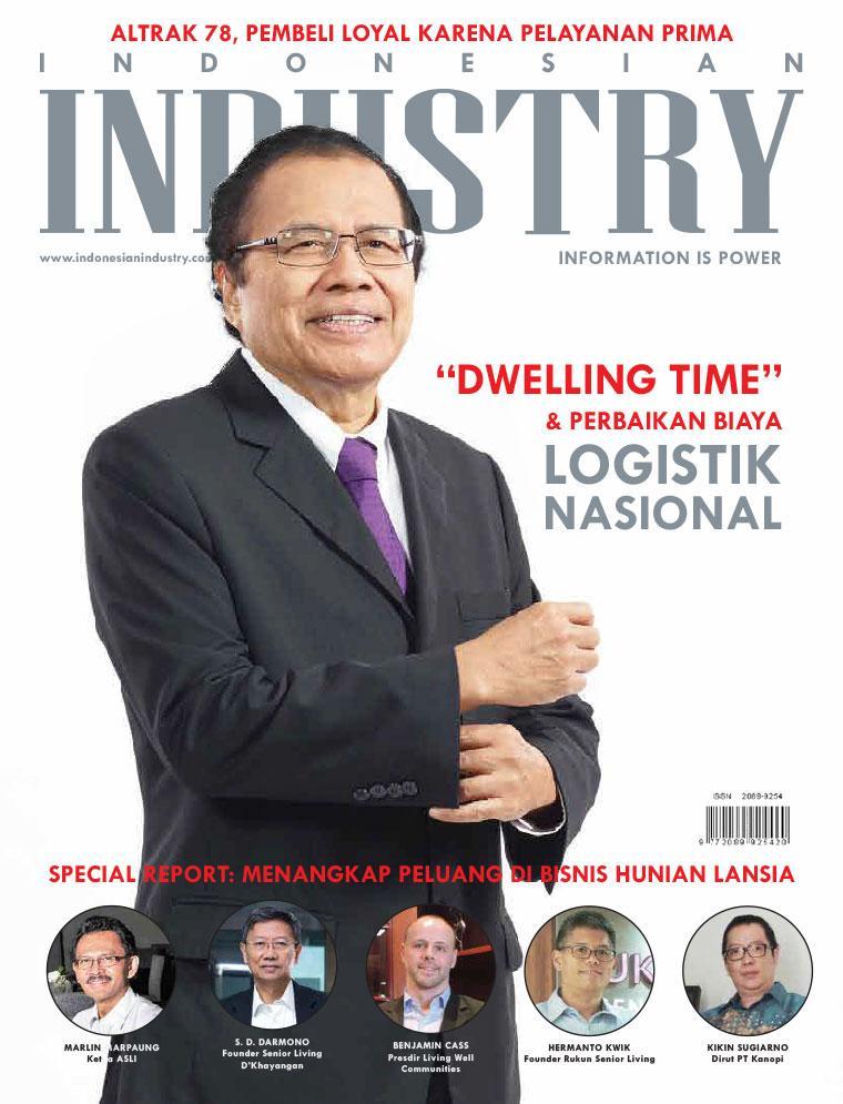 INDONESIAN INDUSTRY Digital Magazine October 2015
