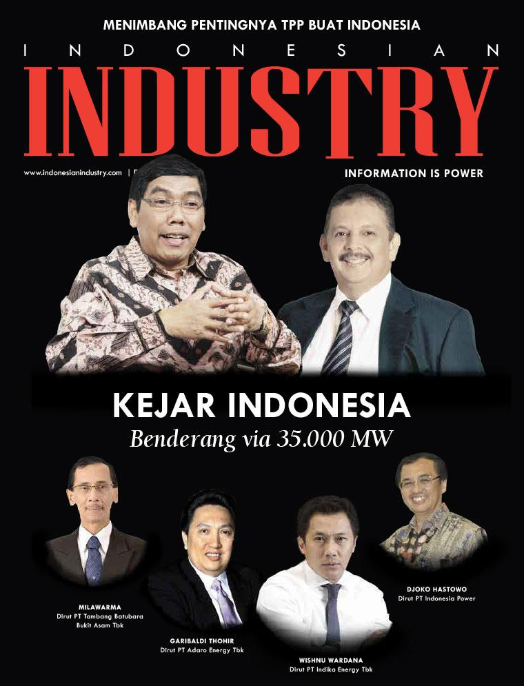 Majalah Digital INDONESIAN INDUSTRY Desember 2015