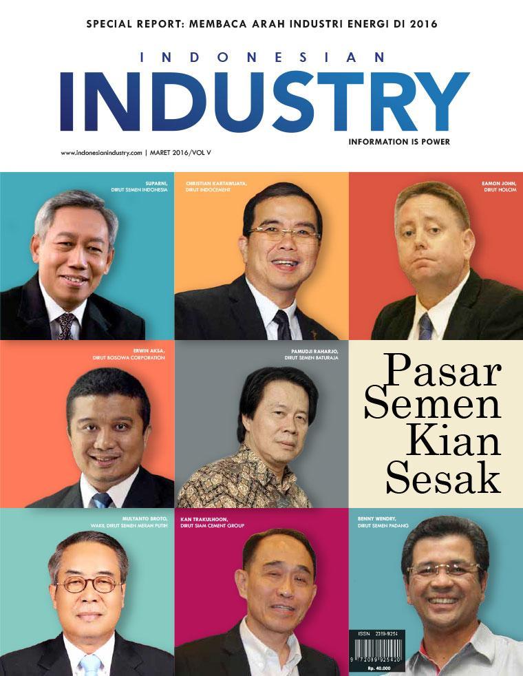 Majalah Digital INDONESIAN INDUSTRY Maret 2016