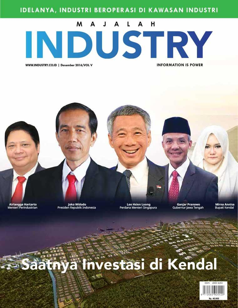 Majalah Digital INDONESIAN INDUSTRY Desember 2016