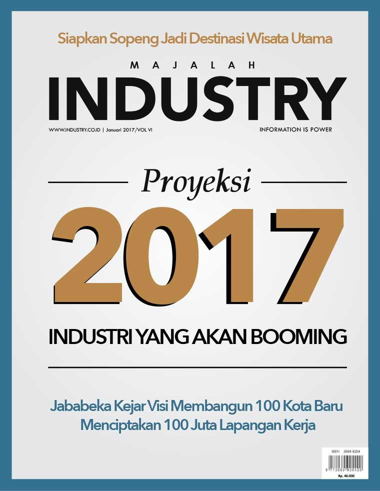 Majalah Digital INDONESIAN INDUSTRY Januari 2017
