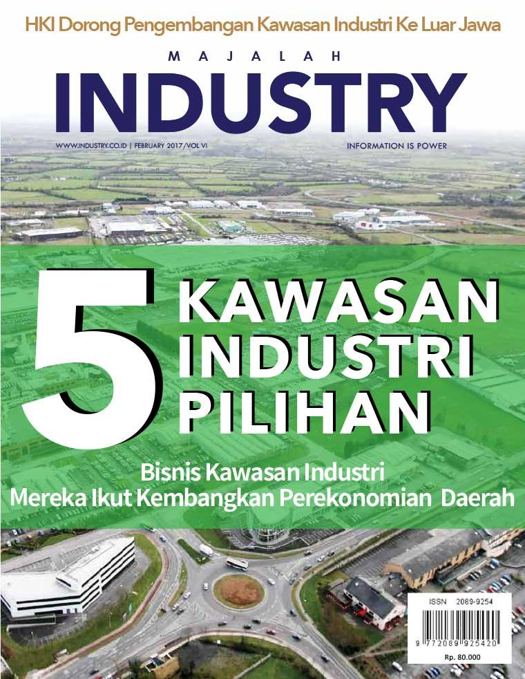 Majalah Digital INDONESIAN INDUSTRY Februari 2017